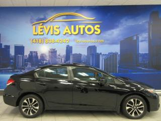 Used 2015 Honda Civic EX MAGS TOIT OUVRANT SIEGE CHAUFFANT 818 for sale in Lévis, QC
