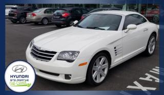 Used 2005 Chrysler Crossfire Coupé 2 portes Limited for sale in Val-David, QC