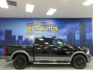 Used 2013 RAM 1500 OUTDOORSMAN 5.7L HEMI CREW-CAB 4X4 SEULE for sale in Lévis, QC