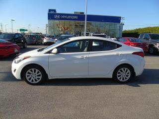 Used 2011 Hyundai Elantra Berline 4 portes, boîte automatique, GL for sale in Joliette, QC