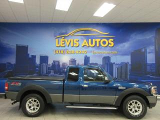 Used 2009 Ford Ranger FX4 OFF-ROAD V-6 4.0 LITRES 4X4 AUTOMATI for sale in Lévis, QC