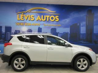 Used 2015 Toyota RAV4 XLE GPS NAVIGATION TOIT OUVRANT 37400 KM for sale in Lévis, QC