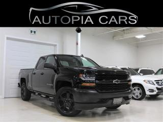 Used 2017 Chevrolet Silverado 1500 4WD Double Cab 143.5  LT REAR VIEW CAMERA ALLOY for sale in North York, ON