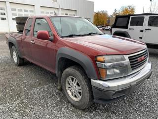 Used 2010 GMC Canyon SLE Ext Cab 4WD for sale in Gatineau, QC