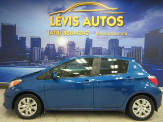 Used 2012 Toyota Yaris LE AUTOMATIQUE AIR-CLIMATISÉ BLUETHOOTH for sale in Lévis, QC