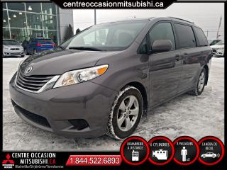 Used 2015 Toyota Sienna LE 8 PASS PORTES ELECTR. S. CHAUFF. for sale in St-Jérôme, QC