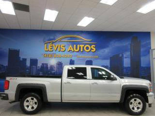 Used 2014 Chevrolet Silverado 1500 LTZ CREW-CAB 6.2L GPS CUIR TOUT EQUIPE 1 for sale in Lévis, QC