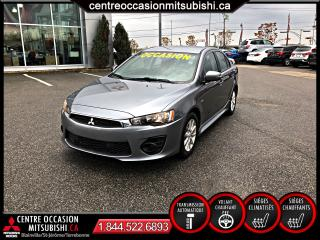 Used 2016 Mitsubishi Lancer SE AWC GARANTIE 10 ANS for sale in St-Jérôme, QC