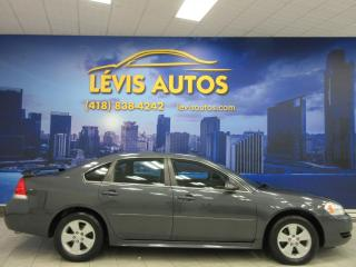 Used 2010 Chevrolet Impala LT V-6 3.5 LITRES FULL ÉQUIPE 139500 KM for sale in Lévis, QC