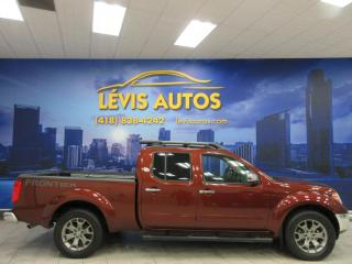 Used 2016 Nissan Frontier SL CREW-CAB 39300KM CUIR TOIT OUVRANT GP for sale in Lévis, QC