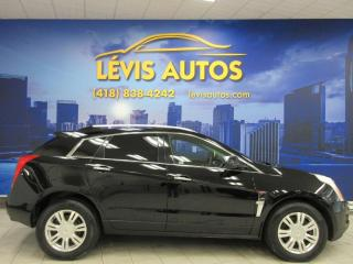 Used 2010 Cadillac SRX 4 AWD LUXURY PACKAGE TOIT PANORAMIQUE CU for sale in Lévis, QC