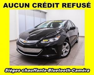 Used 2018 Chevrolet Volt LT BLUETOOTH CAMÉRA *SIÈGES / VOLANT CHAUFFANT* for sale in Mirabel, QC