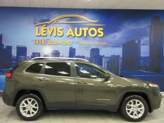 Used 2014 Jeep Cherokee NORTH ÉDITION 4X4 BLUETHOOTH EXTRA PROPR for sale in Lévis, QC