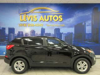 Used 2011 Kia Sportage LX TOUT EQUIPE BLUETOOTH MAGS AIR CLIMAT for sale in Lévis, QC