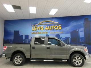 Used 2014 Ford F-150 XLT SUPERCREW CAB 68200 KM V8 5.0L 4X4 T for sale in Lévis, QC