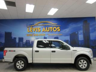 Used 2016 Ford F-150 XLT SUPERCREW CAB 4X4 SEULEMENT 42300KM for sale in Lévis, QC