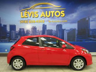 Used 2015 Toyota Yaris CE HAYON 3 PORTES SEULEMENT 40200KM for sale in Lévis, QC