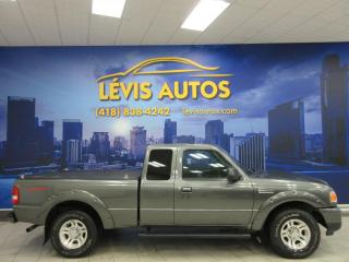 Used 2008 Ford Ranger SPORT  V6 SEULEMENT 64400 KM TRÈS PROPRE for sale in Lévis, QC
