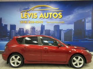 Used 2006 Mazda MAZDA3 SPORT AUTOMATIQUE BAS PRIX 180700 KM ! for sale in Lévis, QC