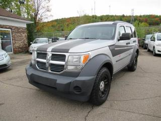 Used 2008 Dodge Nitro SE 4WD for sale in Québec, QC