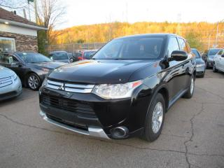 Used 2015 Mitsubishi Outlander ES 4WD for sale in Québec, QC
