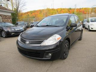 Used 2010 Nissan Versa Hatchback 1.8 SL Automatique Toit Ouvrant for sale in Québec, QC