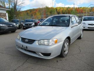 Used 2001 Toyota Corolla LE for sale in Québec, QC