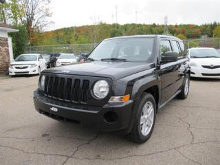 Used 2010 Jeep Patriot Sport 4WD for sale in Québec, QC