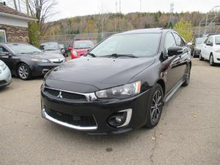 Used 2016 Mitsubishi Lancer SE Edition Limited for sale in Québec, QC