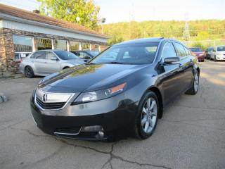 Used 2012 Acura TL Berline 3.5L Auto for sale in Québec, QC