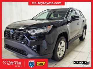 Used 2019 Toyota RAV4 Hybride Le for sale in Québec, QC