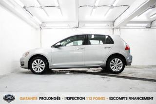 Used 2016 Volkswagen Golf Automatique + Comfortline 1.8 TSI + Keyless + Toit for sale in Québec, QC