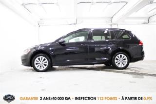 Used 2016 Volkswagen Golf Automatique Trendline 1.8 TSI + Caméra + Bluetooth for sale in Québec, QC