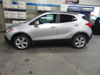 Used 2016 Buick Encore FWD for sale in Amos, QC
