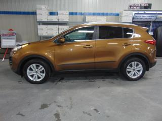Used 2017 Kia Sportage LX AWD for sale in Amos, QC
