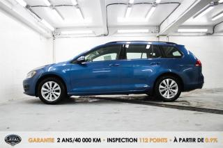 Used 2017 Volkswagen Golf Sportwagen 4Motion  DSG Trendline 1.8 TSI 4MOTION + Caméra for sale in Québec, QC