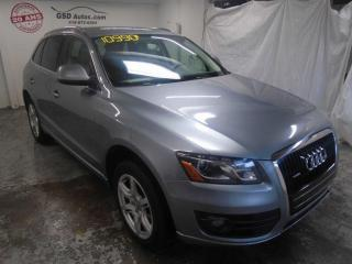 Used 2010 Audi Q5 3.2 (Tiptronic) for sale in Ancienne Lorette, QC