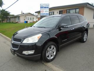 Used 2009 Chevrolet Traverse for sale in Ancienne Lorette, QC