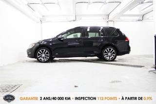 Used 2016 Volkswagen Golf Automatique Comfortline 1.8 TSI + Caméra + Keyless for sale in Québec, QC