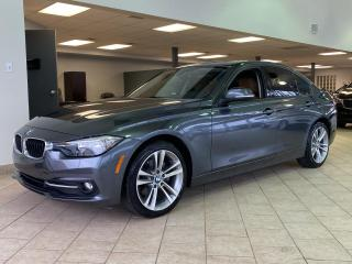 Used 2016 BMW 3 Series 320i xDrive Sportline Toit Ouvrant for sale in Pointe-Aux-Trembles, QC