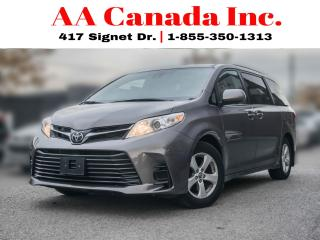 Used 2019 Toyota Sienna LE |POWERDOORS|8SEATER|NAVI| for sale in Toronto, ON