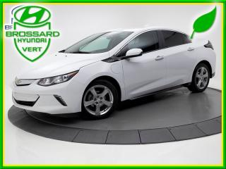 Used 2017 Chevrolet Volt LT CAM DE RECUL SIÈGES CHAUFFANTS APPLE CAR PLAY for sale in Brossard, QC