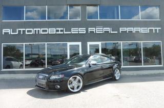 Used 2011 Audi S4 450HP - PREMIUM - 2 ENSEMBLES DE PNEUS - for sale in Québec, QC