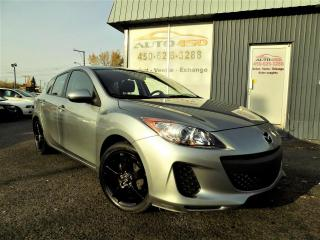 Used 2012 Mazda MAZDA3 Sport ***GX,BAS KILO,MAGS GT,A/C,*** for sale in Longueuil, QC