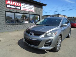 Used 2010 Mazda CX-7 GT AWD for sale in St-Hubert, QC