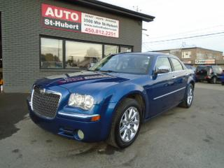 Used 2009 Chrysler 300 LIMITED for sale in St-Hubert, QC