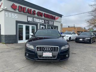 Used 2011 Audi S4 PROG PLUS for sale in Oakville, ON
