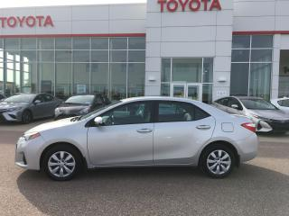 Used 2016 Toyota Corolla S for sale in Renfrew, ON