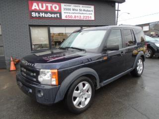Used 2007 Land Rover LR3 HSE for sale in St-Hubert, QC