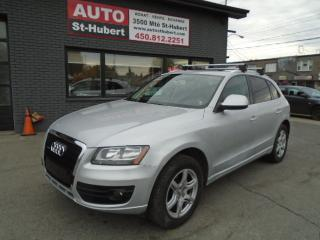Used 2009 Audi Q5 3.2 QUATTRO for sale in St-Hubert, QC